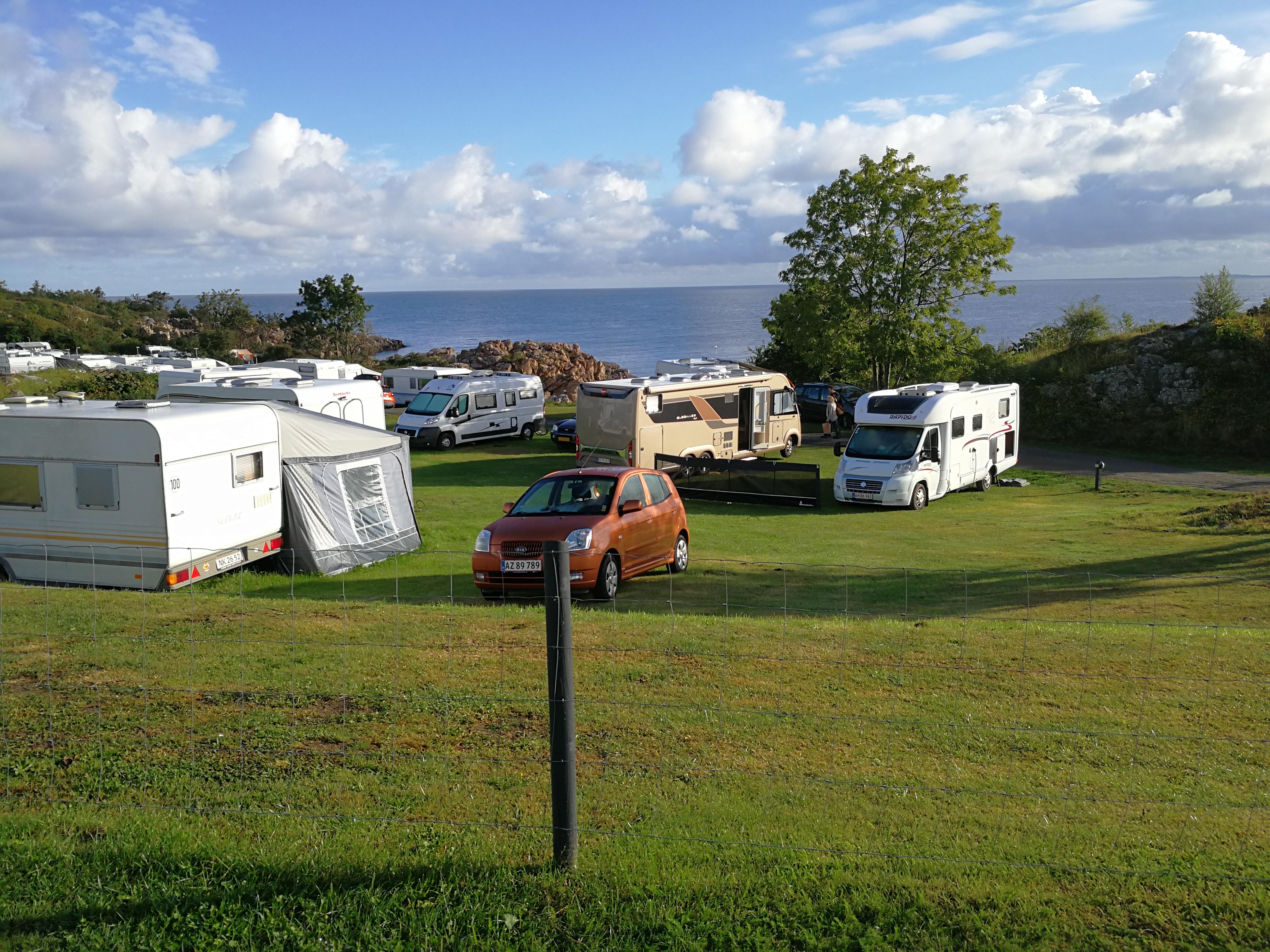 Gudhjem Camping