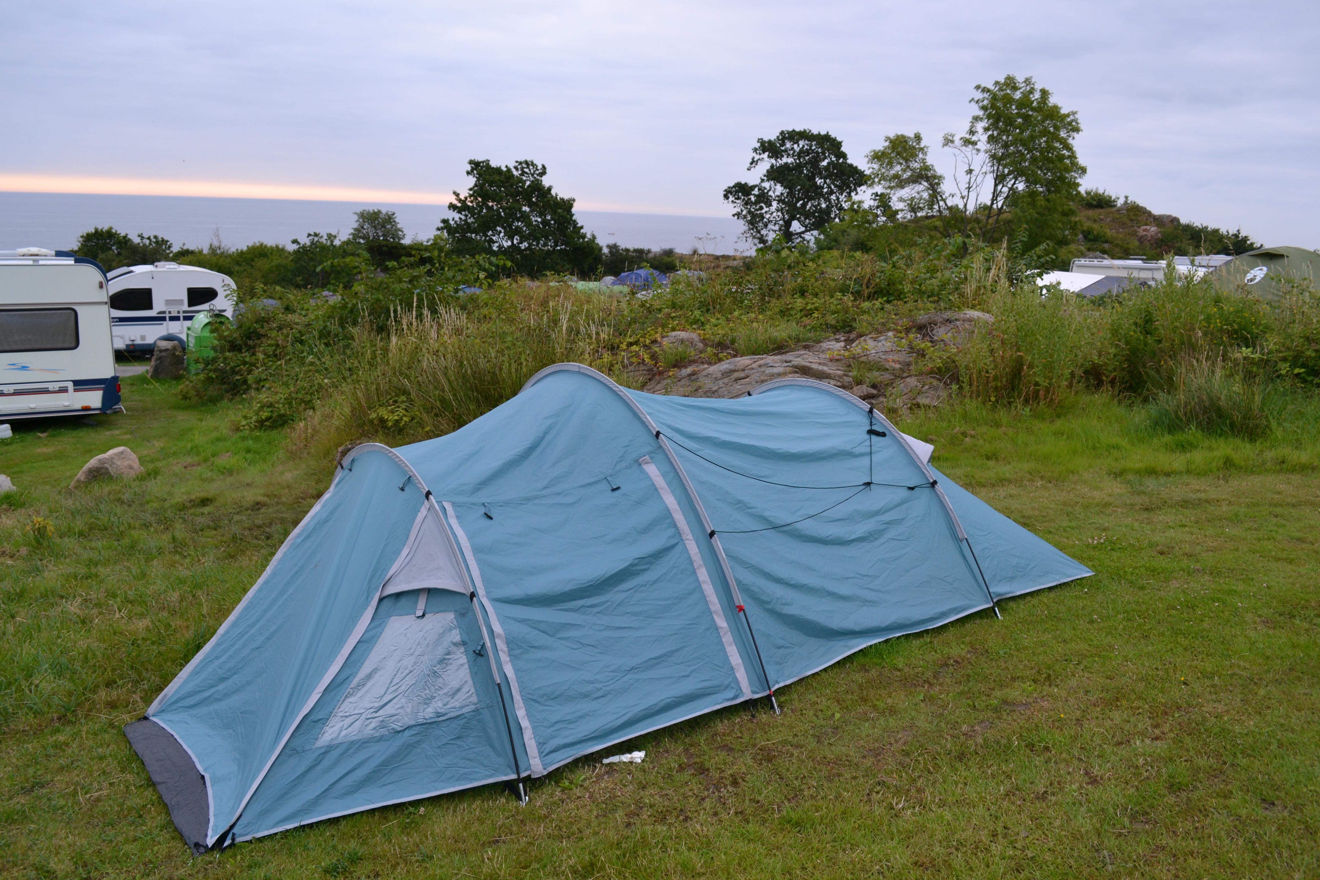 Eget telt
