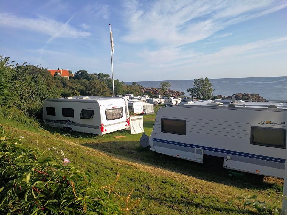 Fastliggere Gudhjem Camping